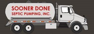 Get your septic tank pumped today! | Sooner Done Septic Pumping offers Septic Pumping in Tomball TX. | Call about Septic Pumping today! (281) 894-7867.