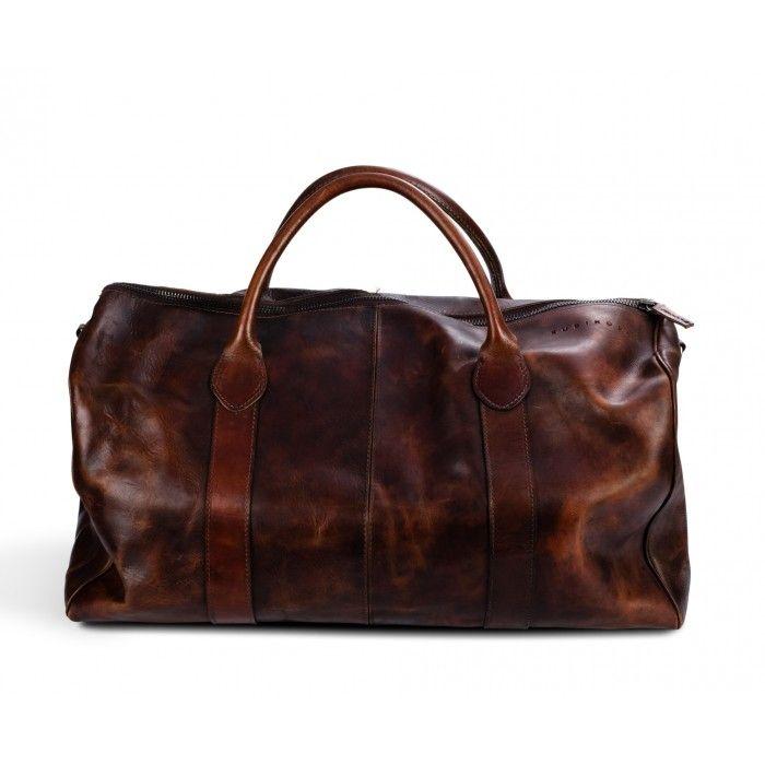 Cerenga Duffle Bag brown by Rubirosa