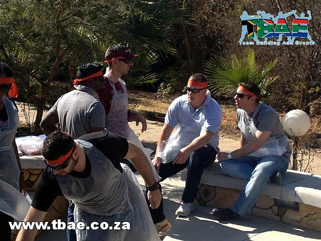 Axis Communications Potjiekos Cooking Competition Team Building Muldersdrift