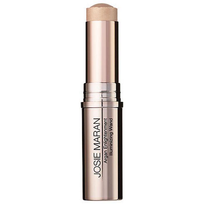 10 Best Aluminizing Makeup - #9 Josie Maran Argan Enlightenment Illuminizing Wand #rankandstyle