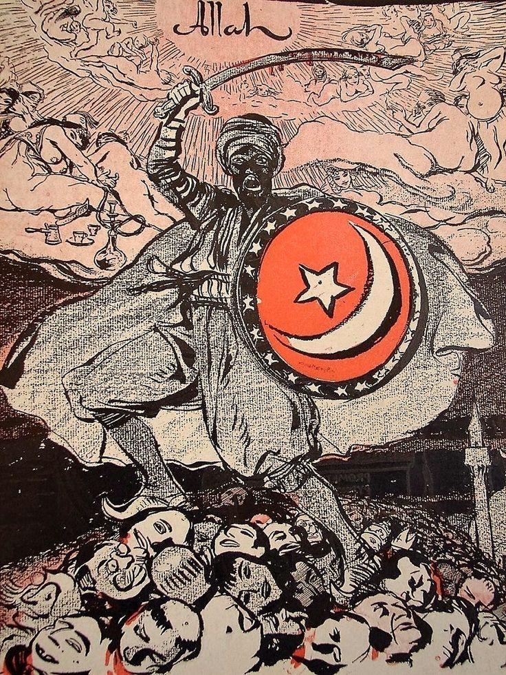 František Kupka & His Satirical Illustrations from Paris 1901-1905