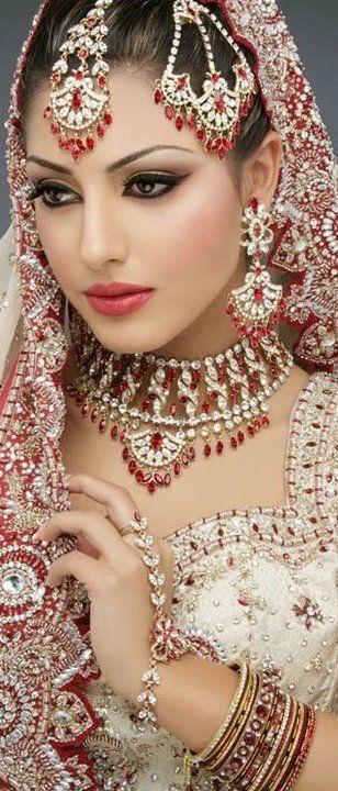 Bridal Make Up & Jewellery