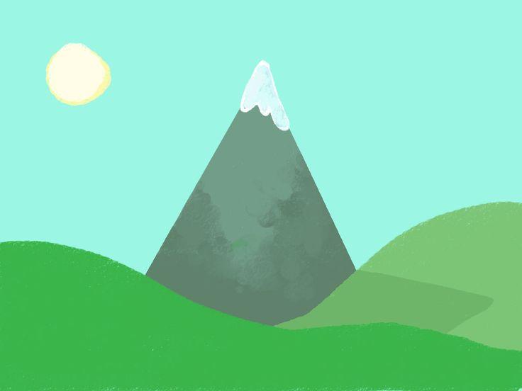 I wanna see mountains again Gandalf!
