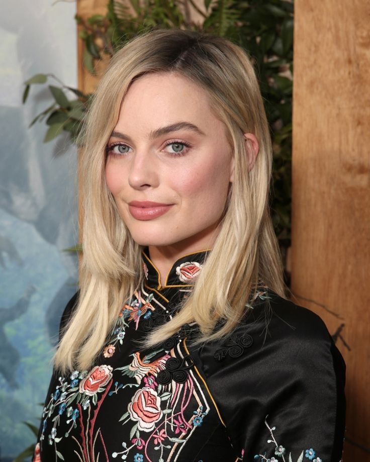 Get the Look: Margot Robbie's Sleek Strands
