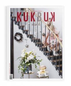 photo dinnershow studio, stylist Małgorzata Białobrzycka,  cover Kukbuk special edition - Zima 2017