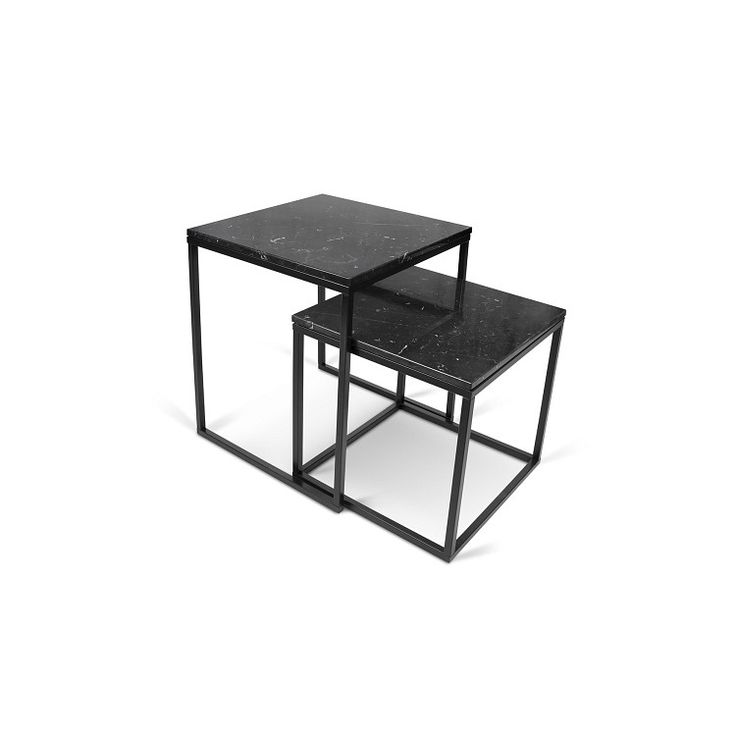 Temahome Pairie Niche Coffee Table - Marble