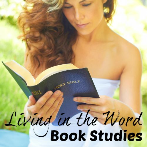 Living in the Word {Online Book Studies for Women} :: Come join the women of Managing Your Blessings for one of our online book studies to strengthen your walk with God and fellowship with other Christian women! :: Managing Your Blessings