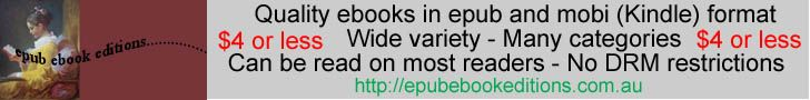 """Free Ebooks from Gutenburg Australia. Sorry this was the only """"Image"""" I could capture from the site. It really is free for most titles. Nothing to sign up for."""