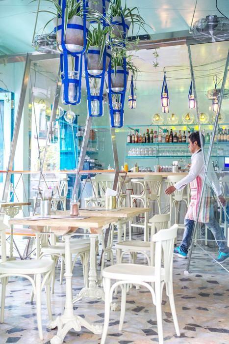 Ojalá, restaurante en Madrid