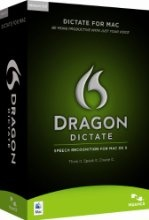 Dragon Dictate 2.0 with Standard Headset