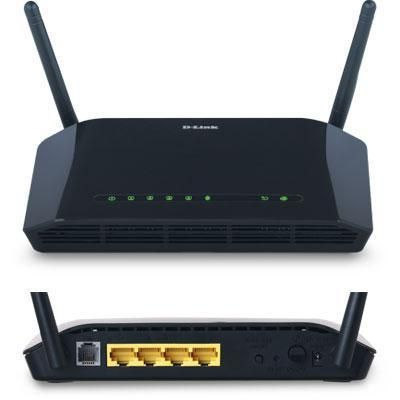 D-Link Consumer - Wireless N300 DSL Modem Router