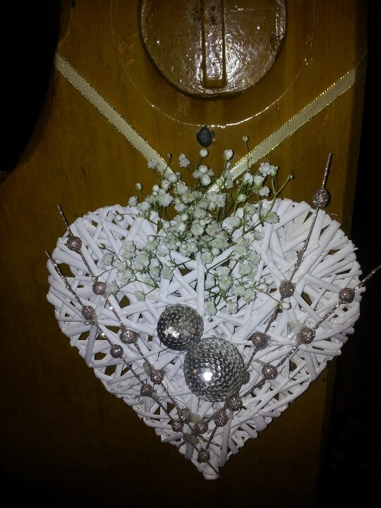 36 best pew ends images on pinterest pew ends wedding bouquets wicker heart pew end wicker heartschurch decorationswedding junglespirit Choice Image