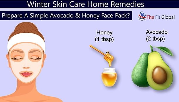 9 Winter Skin Care Home Remedies Easy Face Packs For Winter Skin Care Home Remedies Winter Skin Care Winter Skin
