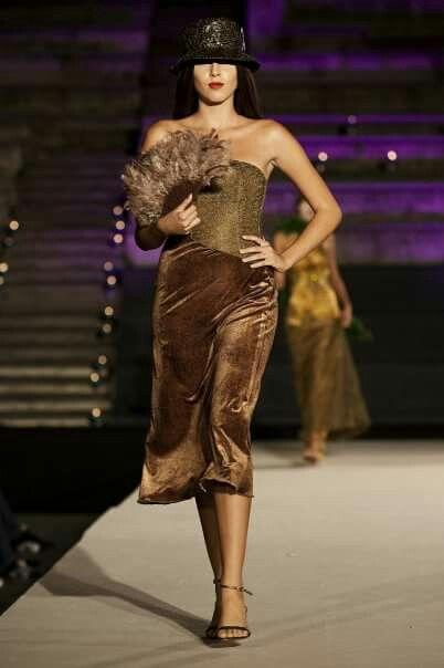 Kurma 's madness, houte couture, Myriam Ragona .