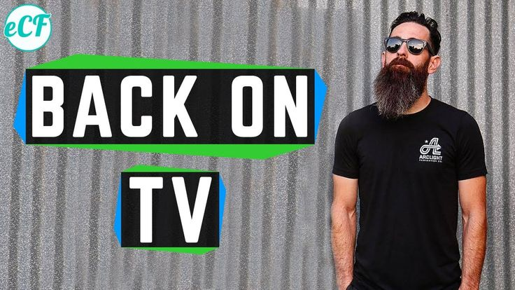 Aaron Kaufman Is back with a Bang.