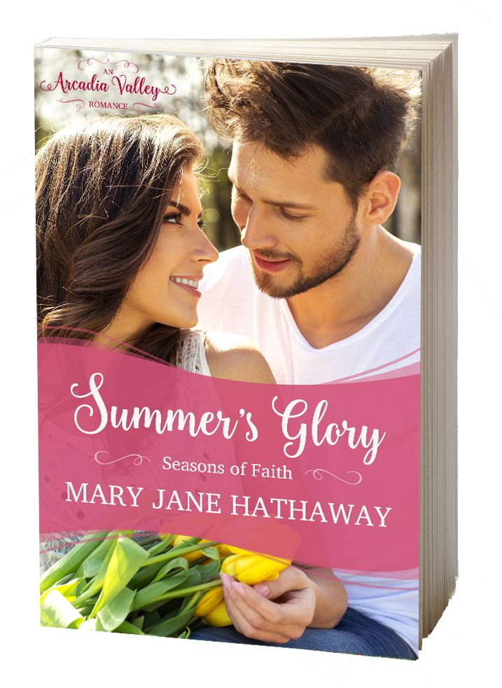 Summer's Glory Releasing February 2017: Violet Tam thought she'd escaped the boy who made her teen years a misery, but when Silas Black comes back to town, she finds herself falling for the one guy she'd always hated.