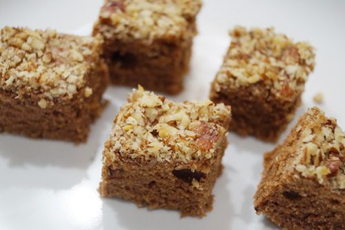 walnut fudge Recipe