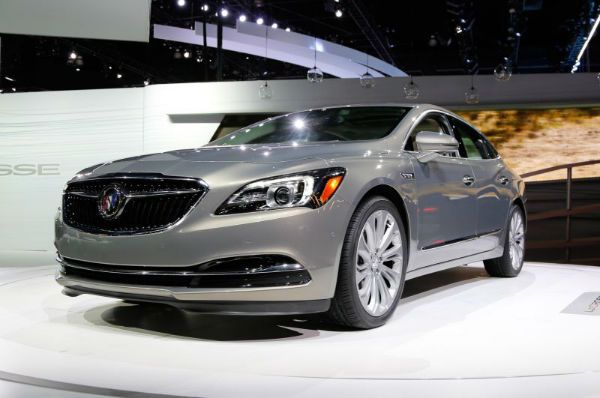 2018 Buick Lacrosse is a mid-size luxury car manufactured and marketed dating back to 2004. 2018 Buick Lacrosse is now the third generation of its Buick, slotted above the Buick Regal as the flagship of the brand. The 1st-generation of Lacrosse instead of Century and Regal in North America from...  http://www.gtopcars.com/makers/buick/2018-buick-lacrosse/