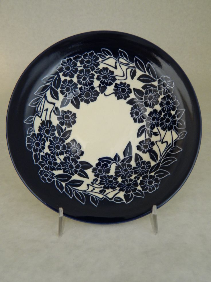 146 Best Sgraffito Ceramics Images On Pinterest Ceramic