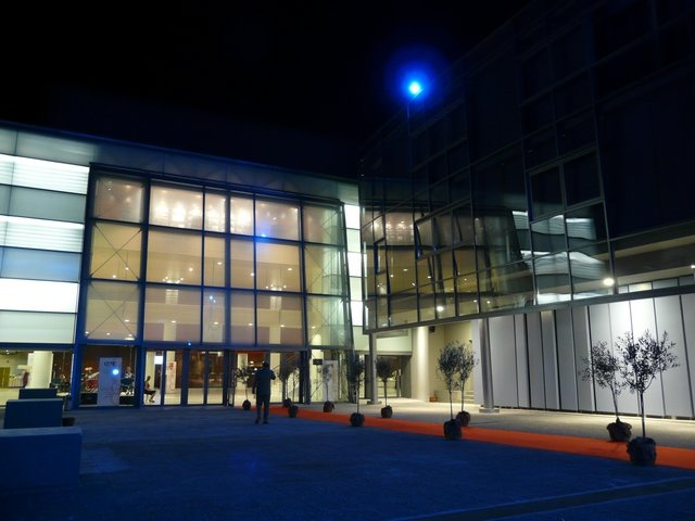 """Cultural Centre """"Hellenic Cosmos""""   (http://www.hellenic-cosmos.gr)"""
