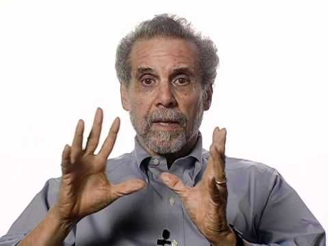 Daniel Goleman explains his theories of emotional intelligence.