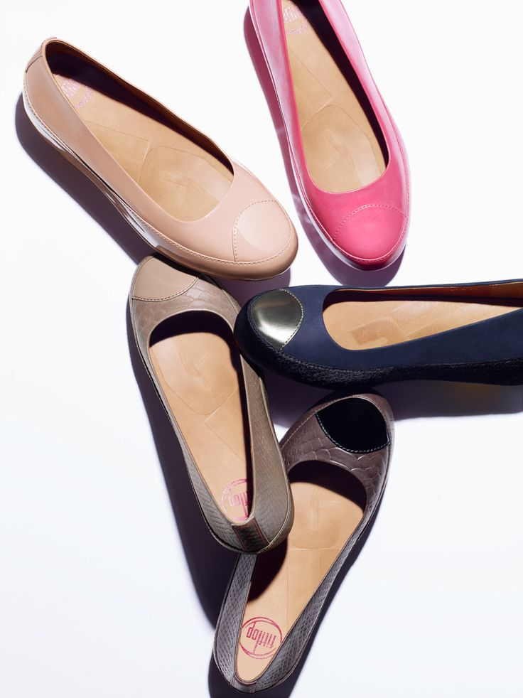 Looks Like A Shoe Feels Like A Sneaker For Women