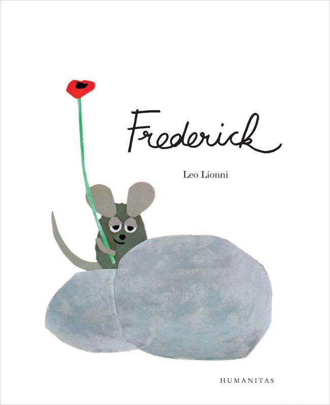 Frederick - Leo Lionni - Varsta recomandata: 3+ - Soricelul Frederick e exponentul individualitatii. Frederick e simbolul omului care se diferentiaza intre cei multi, care stie ca are propria poveste si caruia nu ii e frica sa o traiasca pentru a-i bucura pe ceilalti.