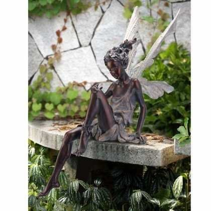 32 best images about outdoor d cor garden sculptures for Whimsical garden statues