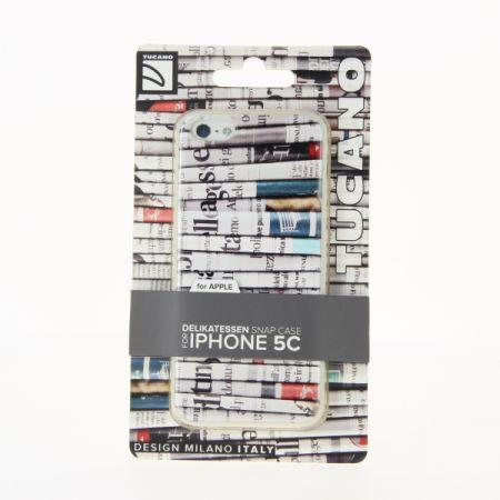 "Coque rigide ""Journal"" pour iPhone 5C"