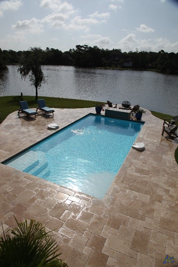 Get This Monte Carlo San Juan Fiberglass In Ground Pool