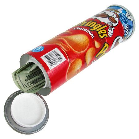 Found It At Wayfair   Pringles Can Diversion Safe In Red