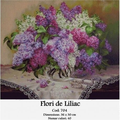 Vanzare set goblen Flori de liliac http://set-goblen.ro/flori/3966-flori-de-liliac.html