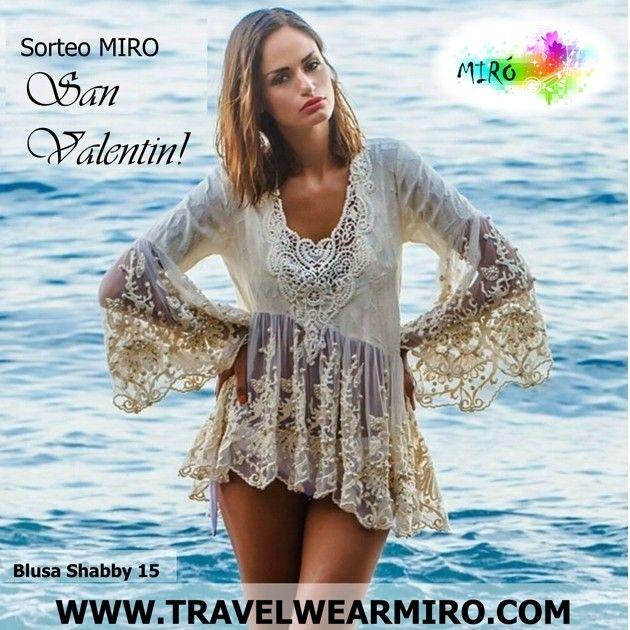 Enamórate con MIRO Sorteo San Valentin!!!