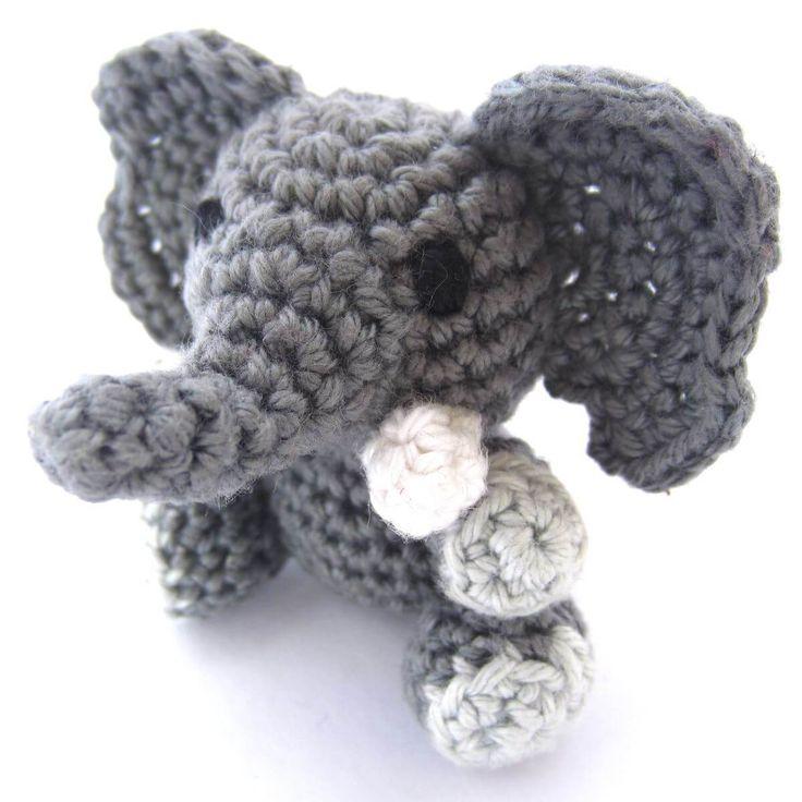 Amigurumi Elefant häkeln Beitragsbild