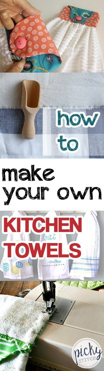 how to make your own waitress apron
