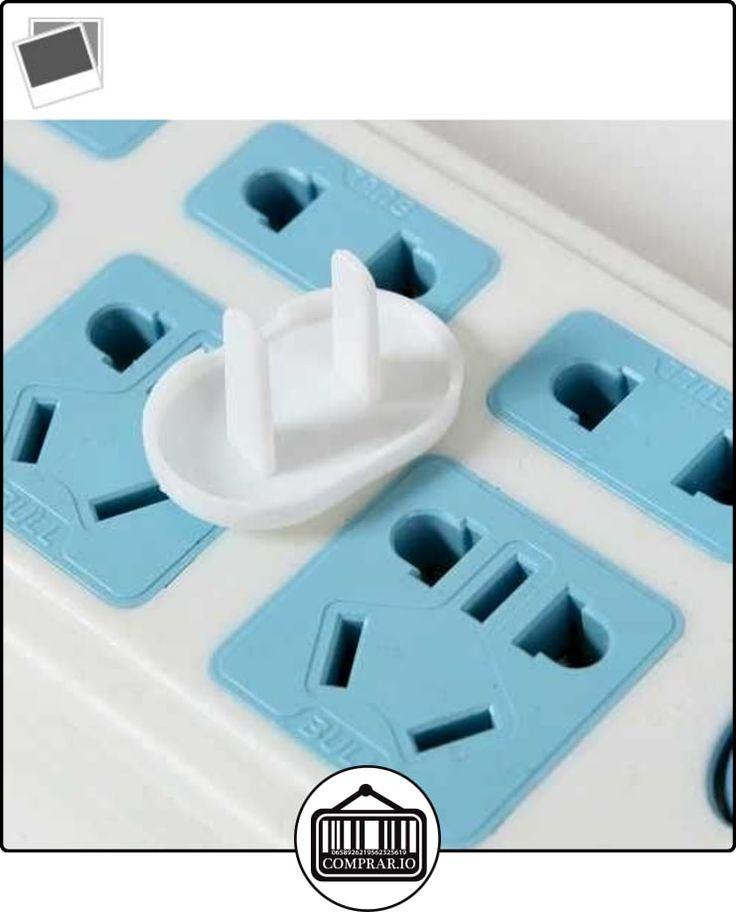 ewinever(TM) Cubierta protectora insertos 5pcs la seguridad del bebé de dos agujeros del zócalo Partido Enchufe  ✿ Seguridad para tu bebé - (Protege a tus hijos) ✿ ▬► Ver oferta: http://comprar.io/goto/B00YG3HJ3I