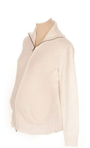 Lilo Maternity Collar Zip up Sweater Off White XL by Lilo Maternity. $30.00. Made with the Best Quality Material with your child in mind.. Top Quality Children's Item.. Lilo Maternity knows how expectant women feel because our company was started and continues to be run by women who have gone through the pregnancy experience. As your body goes through changes, it becomes more difficult to find comfortable clothing without compromising your sense of style. It is...