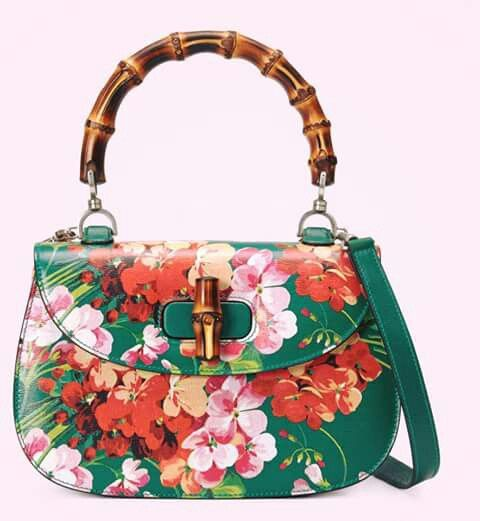 From vogue accessory Blossom by Gucci