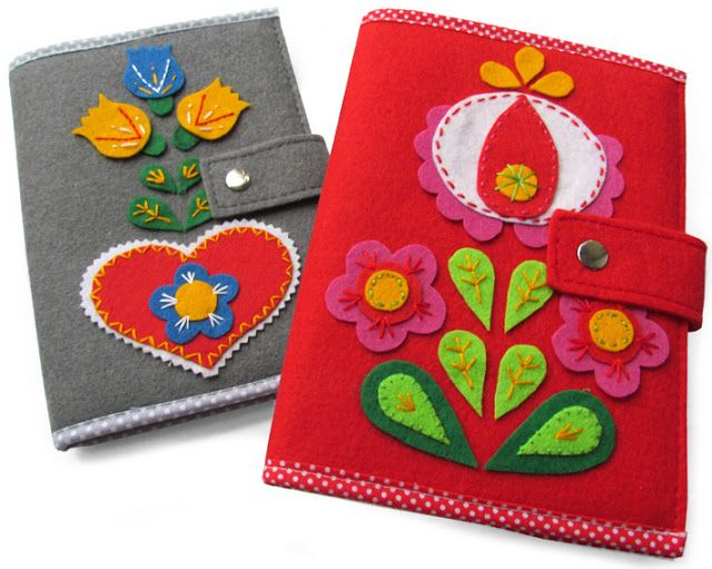 Felt Book Cover Diy : Images about felt book covers on pinterest