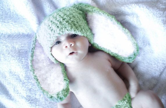 6 to 12m Baby Easter bunny beanie Hat in lime green and white. Handmade with love by Babamoon :)   *Can be made in sizes Preemie to Adult and other colours on request!   #handmade #babyhat #baby #hat #babies #rabbit #easter #bunny #bunnyrabbit #bunnyhat #bunnyears #white #lime #green #trend #fashion #stylish #babyshower #babyshowergift #easterbunny #etsy #babyfashion #childrensfashion #kidsfashion #babygifts #gifts #etsygifts #photoprop #photographyprop #newbornphotography #newbornprops…