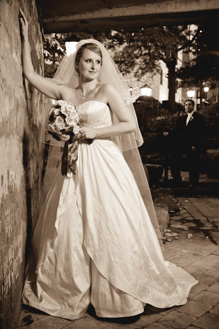 Toronto Wedding at the Old Mill. © Swiegot Studios