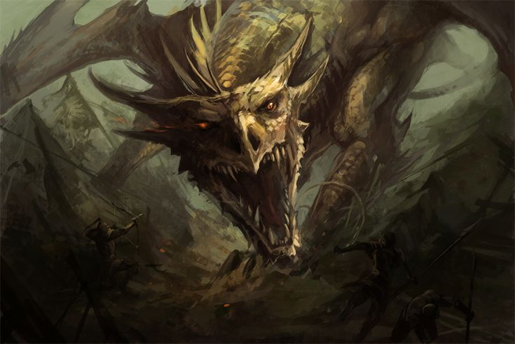 medieval dragons | Medieval Dragon Background Dragons warriors wallpaper