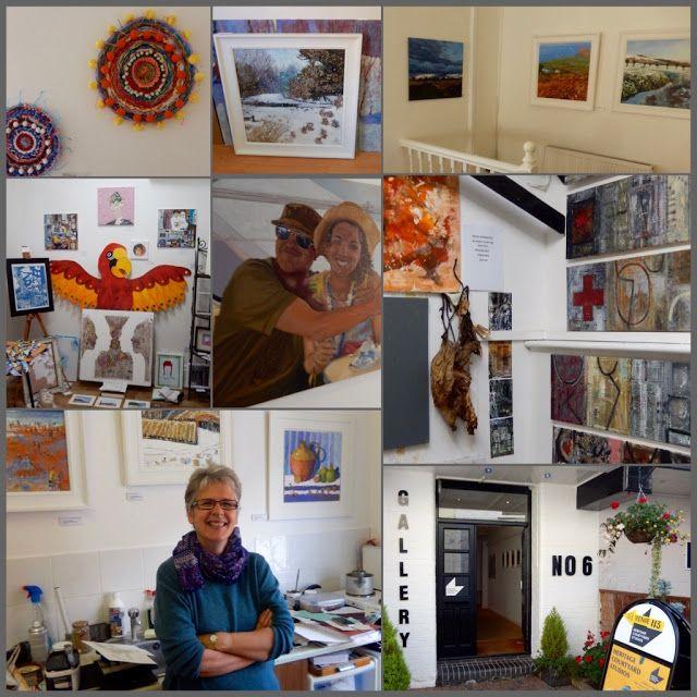 Creative Somerset: Heritage Courtyard Studios