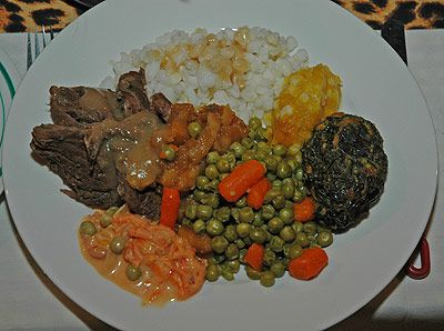 Xhosa Culture Food | Xhosa Culture Food http://africanexplore.com/Pages/CulturalVillages ...