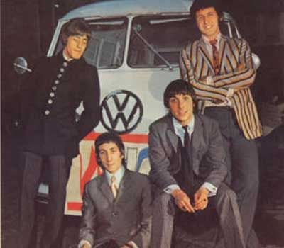 Combi+The Who