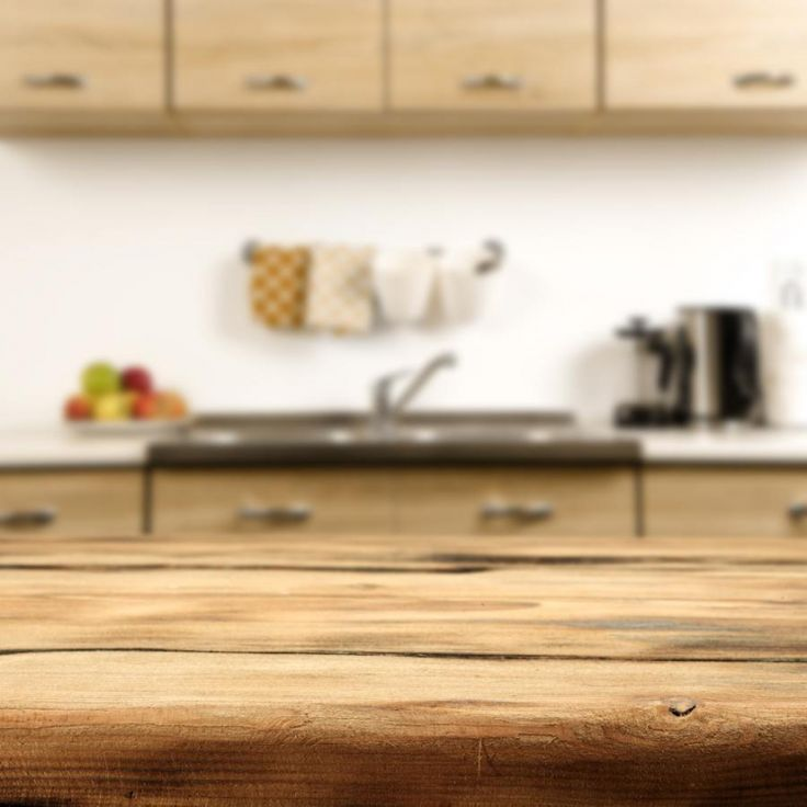 Odnawiamy drewniany blat kuchenny   Produkty Vidaron - skuteczna ochrona drewna