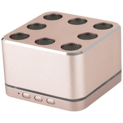 Image of Branded Morley Aluminum Bluetooth® Speaker With Call Function