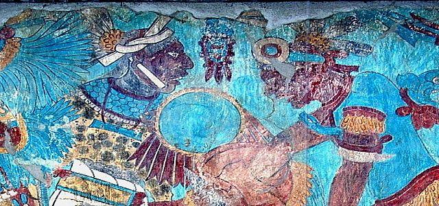 Con mas pena que gloria celebran descubrimiento de Cacaxtla | e-consulta.com | Periódico Digital de Noticias de Tlaxcala | México 2014 |