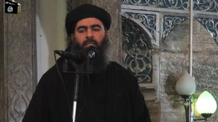 After Russia and Iran Syria monitor says ISIS chief Abu Bakr al-Baghdadi dead