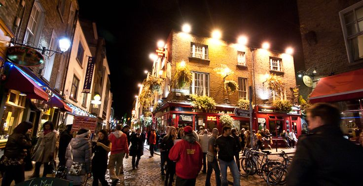 The Sophisticate's Guide to Drinking in Dublin Let's make two things clear: This isn't a pub crawl and there won't be any Irish Car Bombs. Drinking is a thing of culture in Dublin, where a night at the pubs is akin to visiting the vineyards of Bordeaux. Indeed, the city's best bars host some of its finest architecture, literary history and traditional musicians. So grab a pint--and, OK, a farm-to-table shepherd's pie--and see what we mean.